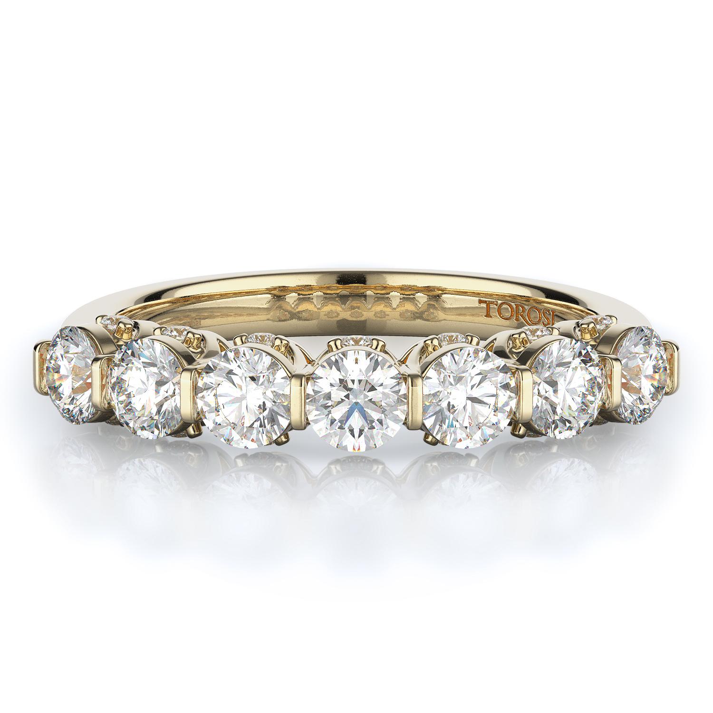 Prong Style Diamond Wedding band    0.94 ctw product image