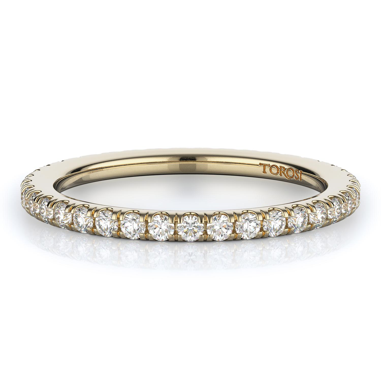 Prong Style Diamond Wedding band    0.75 ctw product image